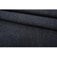 ОТРЕЗ 2,55 М Шерсть пальтовая дабл серо-черная TXH-(63)- 28092040-1