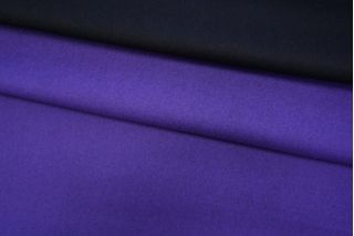 Сукно дабл с кашемиром фиолетово-синее TXH.H-СС5 28092047