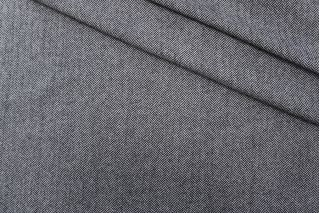Твид елочка костюмный черно-белый TRC-B2 28092056