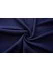 Трикотаж двусторонний шерстяной  коричнево-синий TRC-D5 28092059