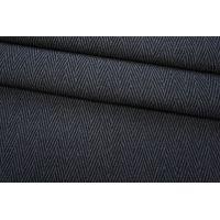 Шерсть пальтовая фактурная темно-серая TXH-DD4 28092064