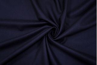 Пальтово-костюмная шерсть темно-синяя TRC-B2 28092077