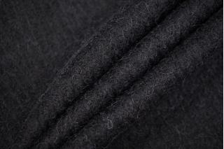 Букле черное с мохером TXH-F1 28092079