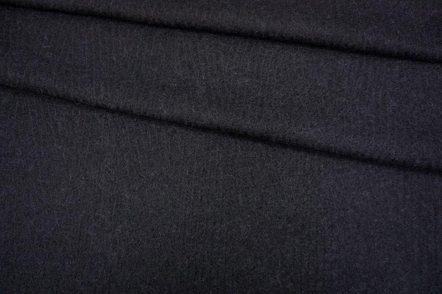 Букле черное с мохером TXH.H-V70 28092079