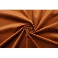Бархат хлопковый карамельно-коричневый SMF-K50 01122031