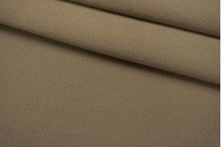 Пальтовая шерсть в елочку грязно-бежевая SR-CC7 01122039