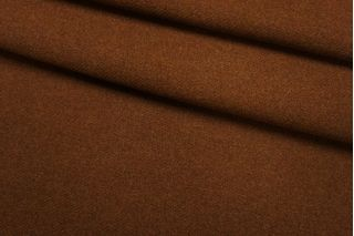 Пальтовая шерсть коричневая BRS-CC7 01122045