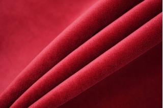 Бархат хлопковый рубиновый SMF.H-Z7 01122046