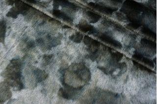 Эко-мех серый Balenciaga SVR-BB7 01122055