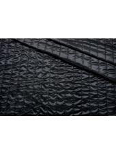 Курточная стежка на утеплителе черная TRC-U70 02122010