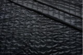 Курточная стежка на утеплителе черная TRC-AA70 02122010