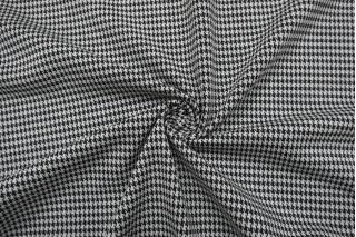 Джерси гусиная лапка черно-белый FRM-W3 09122009