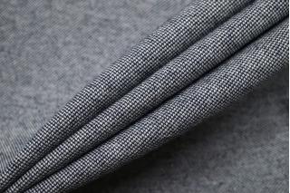 Трикотаж хлопковый сине-белый FRM-X7 09122010