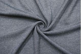Трикотаж хлопковый сине-белый FRM-X70 09122010