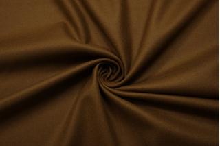 Костюмная шерсть с кашемиром коричневая FRM-СС2 09122018