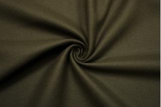 Шерсть с кашемиром темно-зеленая TXT.H-СС2 09122045