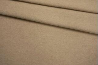 Велюр шерстяной с кашемиром песочный TXT.H-СС3 09122047