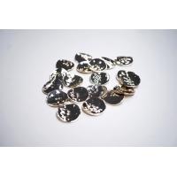 Пуговица костюмно-пальтовая металл золотистая 24 мм PRT-(N)- 11122015