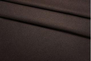 Пальтовое сукно темно-коричневое BRS.H-DD40 13122001