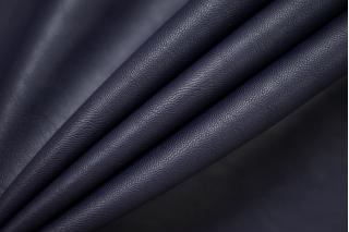 Экокожа на замше темно-синяя OFF-WHITE DRT-I3 13122007