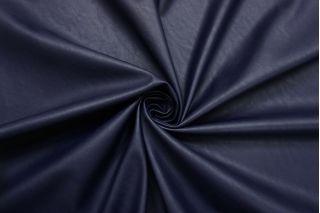 Экокожа на замше темно-синяя OFF-WHITE DRT-U60 13122007