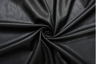 Экокожа на замше черная OFF-WHITE DRT-I3 13122012