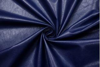Экокожа на вискозе глубокая синяя DRT.H-U60 13122013