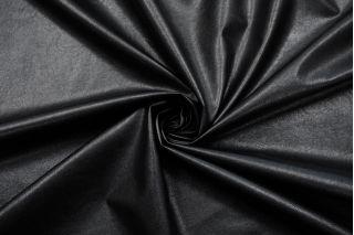 Экокожа на вискозе черная DRT-I4 13122014