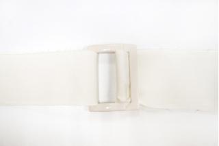 Пряжка двойная металл молочная 53х40 мм PRT-(T)- 21122004