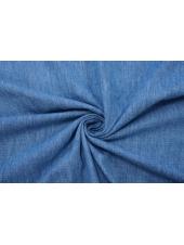 ОТРЕЗ 1,25 М Джинса сине-голубая PRT-(10)- 08062003-2