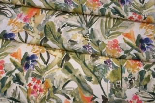 Твил вискозный цветочный PRT H5 08062006