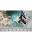 Креповая вискоза цветы PRT-H5 08062007