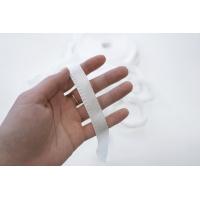 Тесьма брючная белая 1,5 см WT 277948