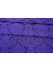 Жаккард фиолетовый MSC-ВВ7 02111923