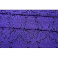 ОТРЕЗ 0,9 М Жаккард фиолетовый MSC-(41)- 02111923-1