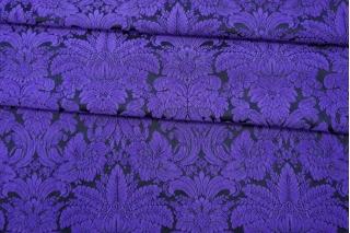 Жаккард фиолетовый MSC-G70 02111923