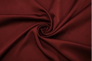 Продублированная вискоза бордовая костюмно-плательная PRT-H6 05052003