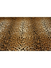 ОТРЕЗ 2,8 М Джинса тонкая леопардовая PRT-(11)- 19042001-1