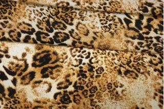 Плательная вискоза леопардовая PRT-H5 19042002