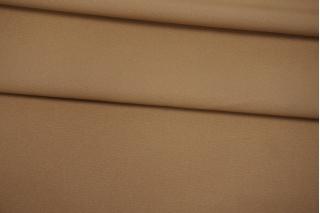ОТРЕЗ 2,8 М Костюмный креп темно-бежевый PRT-(44)- 19042010-1
