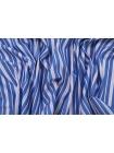 Поплин рубашечный в красно-синюю полоску PRT- G5 22042032