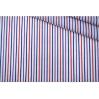 Поплин рубашечный в полоску PRT- E4 22042033