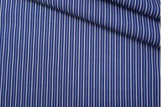 Поплин рубашечный в бело-синюю полоску PRT-E4 25042006