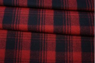 Костюмно-пальтовая шерсть бордовая MSC-C2 31101903