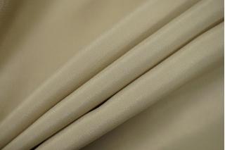 Блузочный шелк тонкий зеленовато-бежевый FRM.H-AA5 01122005