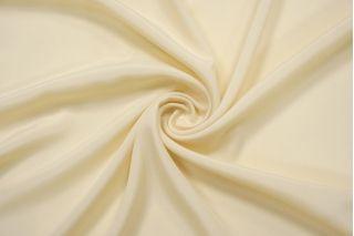 Блузочный шелк тонкий молочный FRM.H-N50 01122008