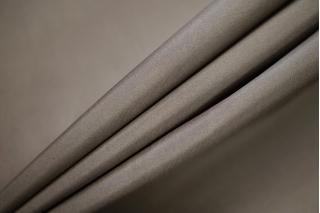 Рубашечный шелк серо-кофейный FRM 01122009