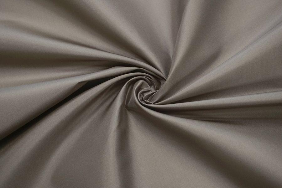 Рубашечный шелк серо-кофейный FRM-BB4 01122009