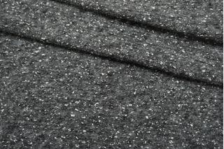 Трикотаж шерстяной буклированный бело-серый BRS-EE3 09112020