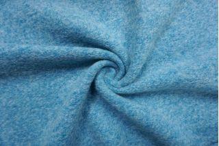 Лоден голубой меланж BRS-EE4 09112038